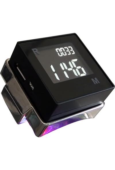 Elsay Dokunmatik LCD Ekranlı Dijital Zikirmatik (Touch Counter)