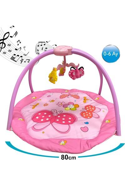 Baby2Go 94120 Oyun Halısı / Pembe