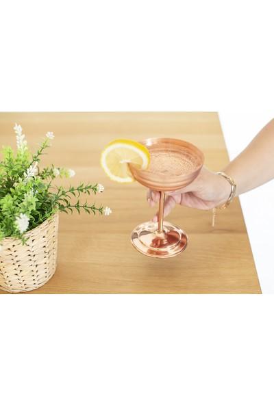 Copperbucker 2'li Martini Kadehi