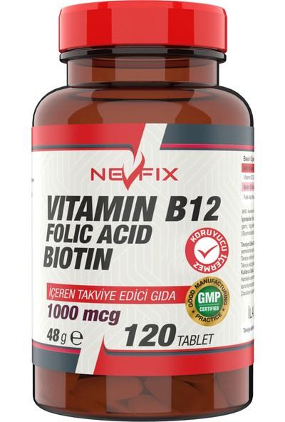 Nevfix Collagen 1000 mg Coenzyme 200 mg B12 1000 Mcg