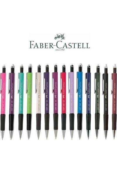 Faber-Castell Grip II 1345 0.5mm Versatil Kalem Siyah (5084134599)