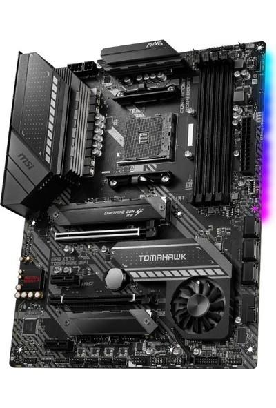MSI MAG X570 Tomahawk Wi-Fi X570 4400MHz DDR4 ATX Anakart ( MAG X570 TOMAHAWK WIFI )