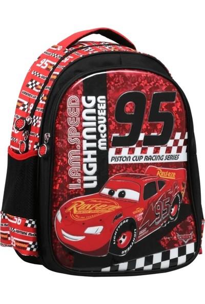 Mikro 5061 Cars İlkokul Çantası Salto I Am Speed