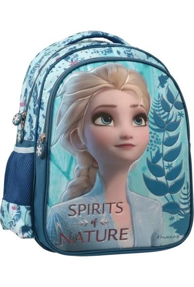 Mikro 5147 Frozen İlkokul Çantası Salto Spirits Of