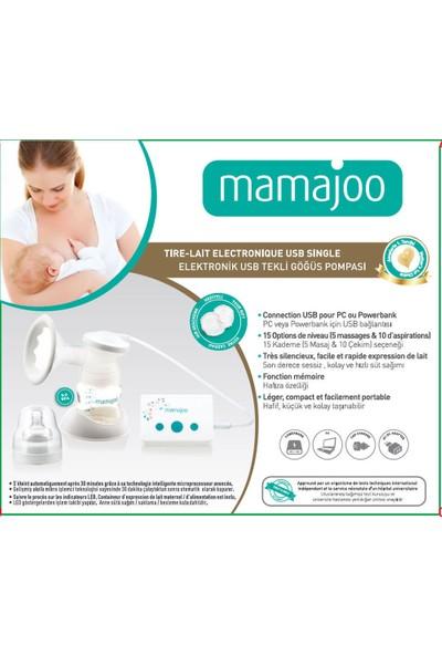 Mamajoo Elektrikli Usb Tekli Göğüs Pompası & 1 X Pes Biberon 150 Ml