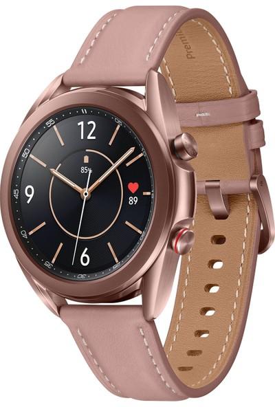Samsung Galaxy Watch 3 (41mm) - Mystic Bronz - SM-R850NZDATUR (Samsung Türkiye Garantili)