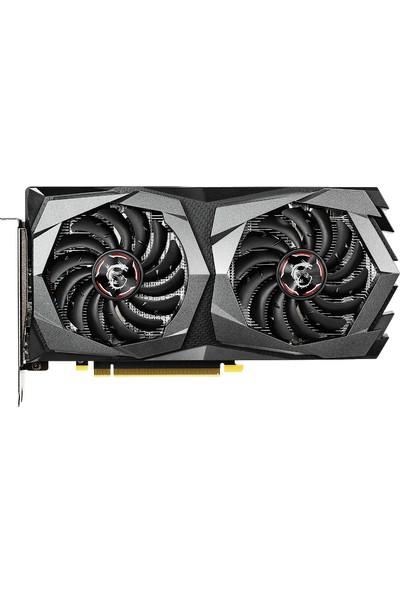MSI D6 Gaming X GeForce GTX 1650 4GB GDDR6 128Bit (DX12) PCI-E 3.0 X16 Ekran Kartı (GeForce GTX 1650 D6 GAMING X)