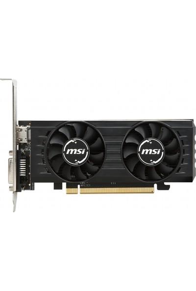 MSI 4GT LP Radeon RX 550 OC 4GB GDDR5 128Bit (DX12) PCI-E 3.0 X16 Ekran Kartı (Radeon RX 550 4GT LP OC)