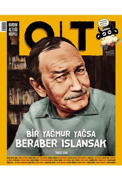 OT Dergi Sayı: 89 Ağustos 2020