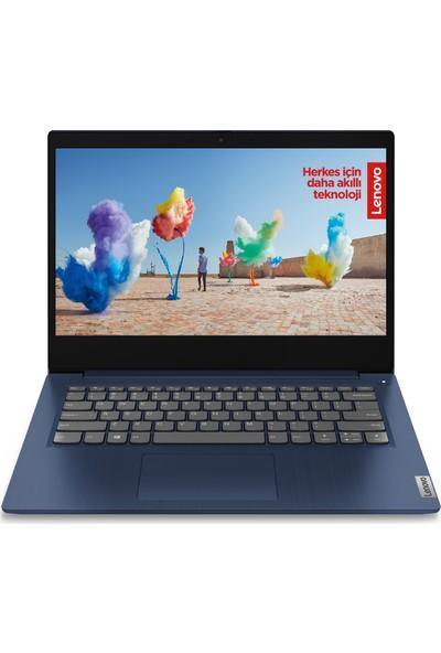 "Lenovo IdeaPad IP3-14IIL05 Intel Core i3 1005G1 4GB 256GB SSD Freedos 14"" FHD Taşınabilir Bilgisayar 81WD00FJTX"
