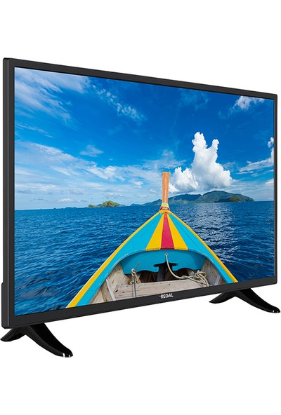 "Regal 39R653H 39"" 98 Ekran Uydu Alıcılı HD Ready Smart TV"