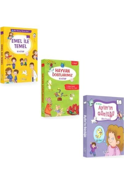 1. Sınıf Hikaye Seti 30 Kitap Set - 6 - 9 Yaş