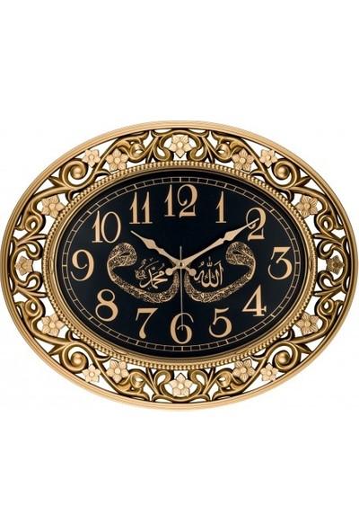 İş Saat Büyük Boy Dekoratif Duvar Saati
