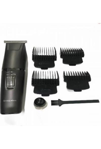 Gemei GM-666 Profesyonel Saç Sakal Tıraş Makinesi