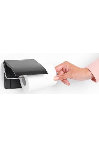 Brabantia Tuvalet Kağıtlık Mat Siyah 108600