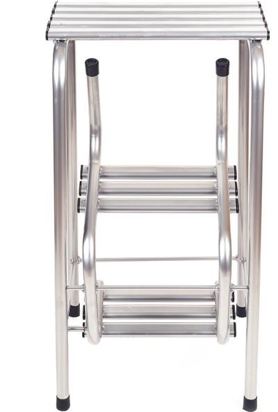 Hastunc Katlanır Metal Merdiven