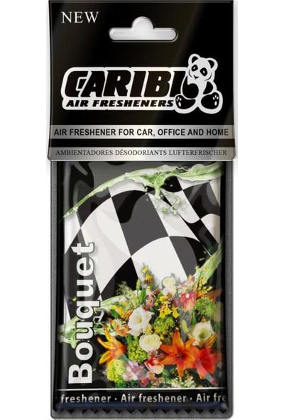 Caribi Black Bouquet Çiçek Buketi Araç Kokusu
