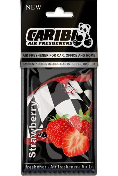 Caribi Strawberry Çilek Araç Kokusu