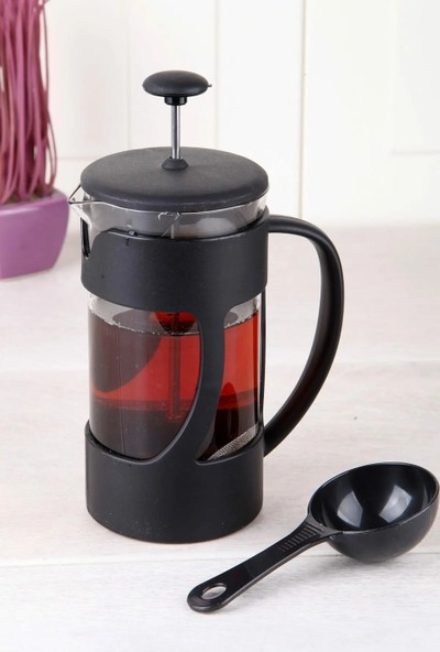 Baroness Ölçekli Cam French Press 350 ml