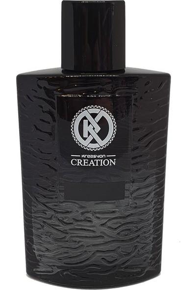 Kreasyon Black Mirror (Invict) Edc 100 ml Erkek Parfüm Yeni Seri