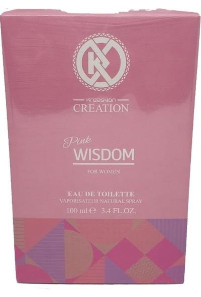 Kreasyon Wistom Secret Suprice Edt 100 ml Kadın Parfüm Yeni Ürün