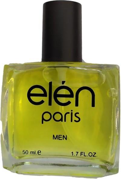 Elen Paris E-08 Edp 50 ml Erkek Parfüm
