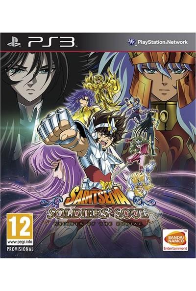 Saint Seiya: Soldiers' Soul PS3 Oyunu