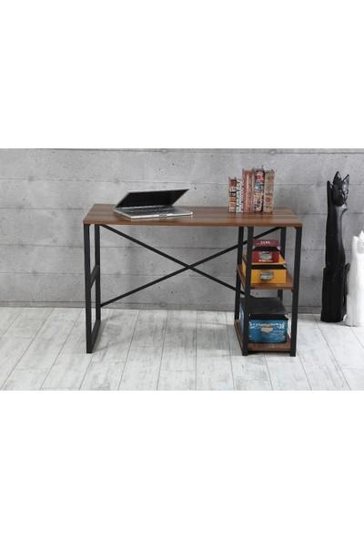 """Larem Mobilya Metal Çalışma Masası Ofis Bilgisayar Laptop Masası """""""