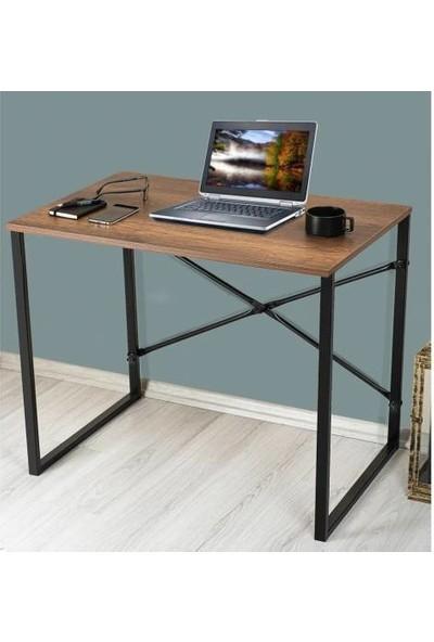 Larem Mobilya Metal Çalışma Masası Ofis Bilgisayar Laptop Masası