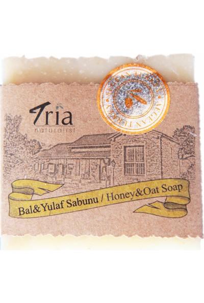 Tria Naturalist Bal & Yulaf Sabunu 100 gr