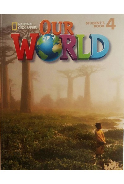 Our World 4 With Cd-Rom Sb+Wb