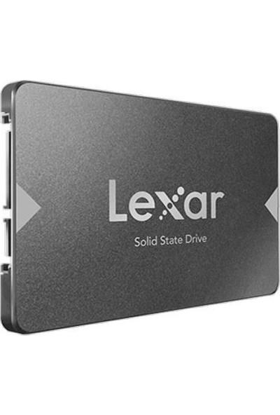 """Lexar NS10 Lite 480GB 520MB-400MB/s Sata 3 2.5"""" SSD (LNS10LT-480BCN)"""