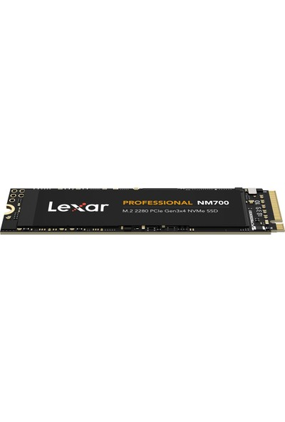 Lexar NM700 NVMe 256GB 3500MB-1200MB/s M.2 SSD (LNM700-256RB)