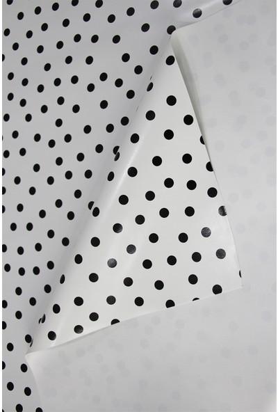 Dede Astarlı Silinebilir Pvc Leke Tutmaz Muşamba Masa Örtüsü 140 x 180 cm