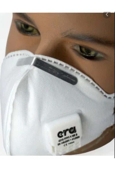 Era 4310 Ffp3 Ventilli Maske Sertifikalı Maske Koruması
