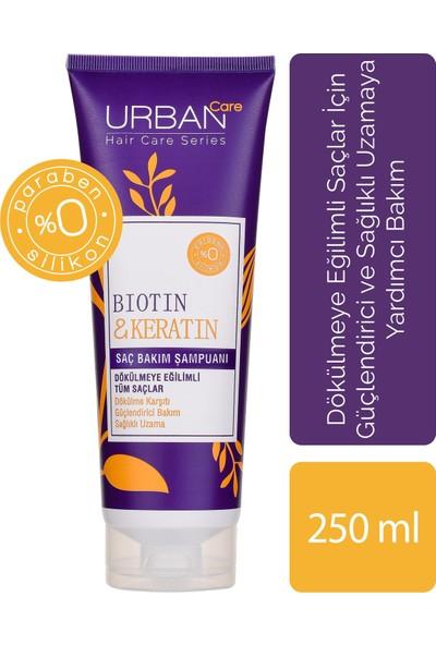 URBAN Care Biotin & Keratin Saç Bakım Şampuanı 250 ml