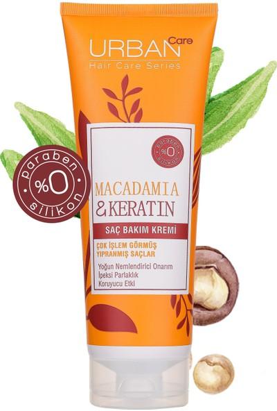 URBAN Care Macadamia & Keratin Saç Bakım Kremi 250 ml