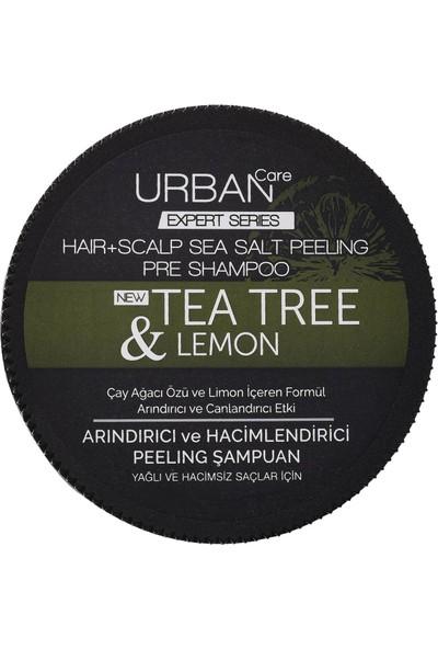 URBAN Care EXPERT Tea Tree & Lemon Peeling Shampoo 200 ml