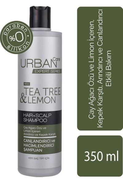 URBAN Care EXPERT Tea Tree & Lemon Shampoo 350 ml