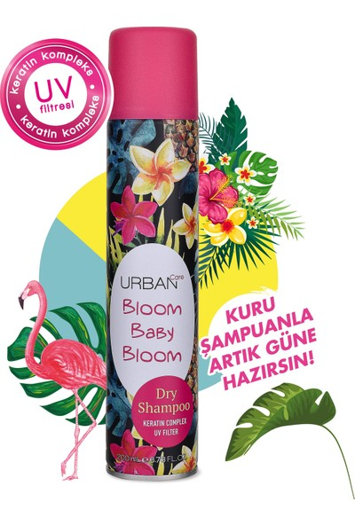 Urban Care Dry Shampoo Bloom Baby Bloom 200 ml