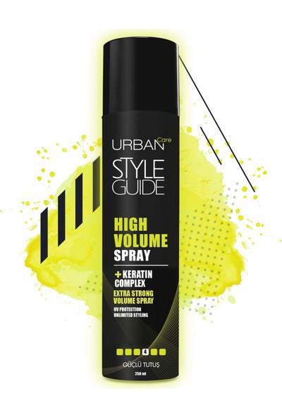 URBAN Care Style Guide High Volume Spray 250 ml