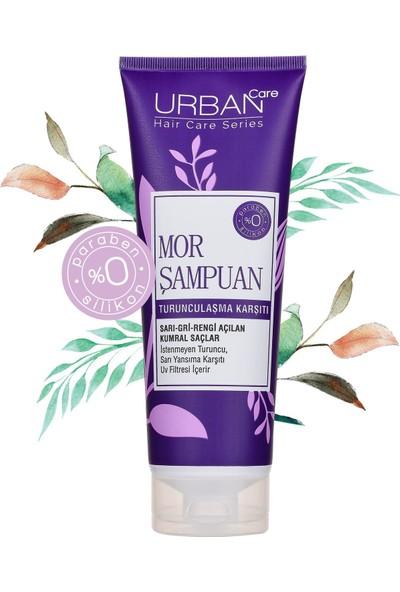 Urban Care Turunculaşma Karşıtı Mor Saç Bakım Şampuanı 250 ml