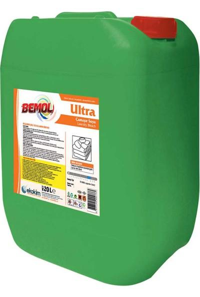Bemol Ultra Kıvamlı Çamaşır Suyu 5 kg