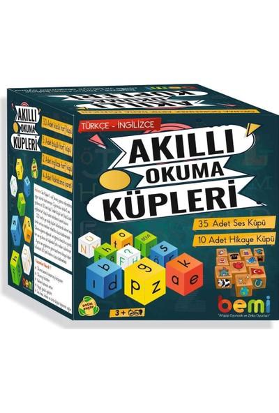 Bemi Akıllı Okuma Küpleri Türkçe - İngilizce