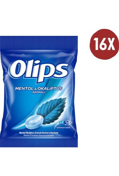 Olips Poşet Mentol Okaliptus 76 gr 16'lı Kutu