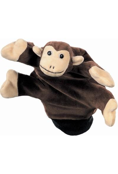 Adalinhome Çocuk Oyunu El Kuklası Maymun ADBL40252