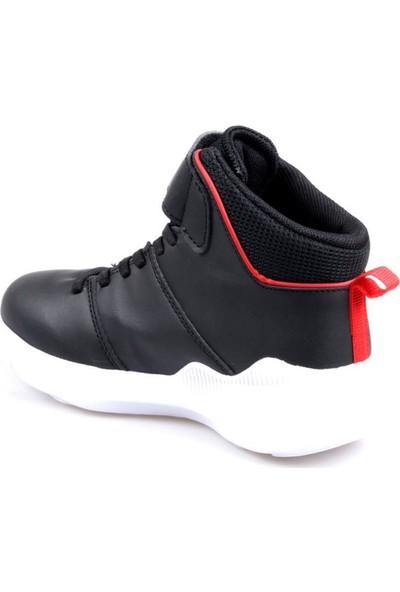 Cool 19-K31 Erkek Çocuk Siyah Basketbol Ayakkabı