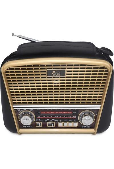 Freesound FS40 Retro Music Taşınabilir Radyo