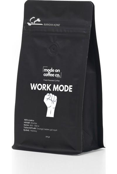 Mode On Coffee Co. Work Mode Filtre Kahve 200 gr