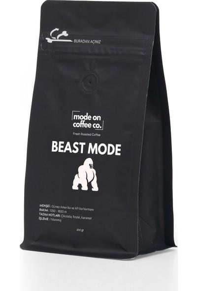 Mode On Coffee Co. Beast Mode Filtre Kahve 200 gr